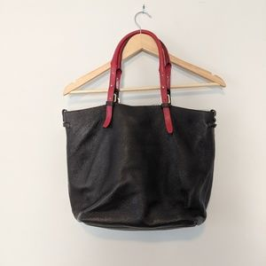 Innue Leather Bag - Made in Italy